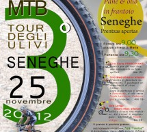 OLIVES TOUR MTB – SENEGHE – SUNDAY NOVEMBER 25
