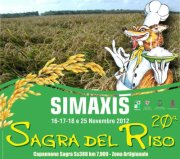 20th RICE FESTIVAL – SIMAXIS – 16 TO 18 NOVEMBER