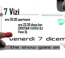 <!--:it-->APERICENA &#038; PREDISCO SETTE VIZI &#8211; CAGLIARI &#8211; VENERDI 7 DICEMBRE<!--:--><!--:en-->APERIDINNER &#038; PREDISCO SETTE VIZI &#8211; CAGLIARI &#8211; FRIDAY DECEMBER 7<!--:-->