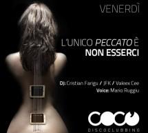 FRIDAY NIGHT – COCO DISCOCLUBBING – CAGLIARI – FRIDAY DECEMBER 7