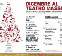 DECEMBER IN MASSIMO THEATRE – CAGLIARI – DECEMBER 1 TO 23