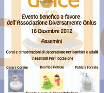 <!--:it-->DIVERSAMENTE DOLCE – ASSEMINI – DOMENICA 16 DICEMBRE<!--:--><!--:en-->OTHERWISE SWEET – ASSEMINI – SUNDAY DECEMBER 16<!--:-->