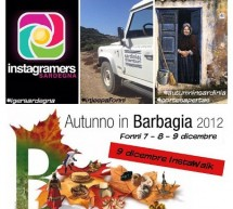 1st INSTAWALK IN SARDINIA – FONNI – DECEMBER 8 TO 9
