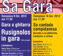 <!--:it-->SA GARA – NURACHI – DOMENICA 9 E 16 DICEMBRE ORE 17,30<!--:--><!--:en-->THE MATCH – NURACHI – SUNDAY DECEMBER 9 TO 16 AT 5,30 PM<!--:-->