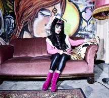 ROCCE ROSSE BLUES WINTER 2012 – NINA HAGEN – LYRIC THEATRE – CAGLIARI -TUESDAY DECEMBER 4