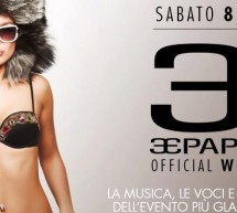 PAPEETE OFFICIAL PARTY- COCO DISCOCLUBBING – CAGLIARI – SATURDAY DECEMBER 8