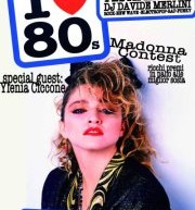 I LOVE 80'S – TUMBAO DISCO -SASSARI – SATURDAY DECEMBER 8