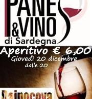 <!--:it-->APERITIVO CON DAINOCOVA – PANE E VINO – CAGLIARI – GIOVEDI 20 DICEMBRE<!--:--><!--:en-->APERITIF WITH DAINOCOVA LIVE – PANE E VINO – CAGLIARI – THURSDAY DECEMBER 20<!--:-->