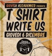 ACADEMY THURSDAY – JACKIE O – CAGLIARI – THURSDAY DECEMBER 6