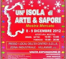 UN'ISOLA DI ARTE & SAPORI – VILLAMAR – 8-9 DICEMBRE