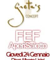 <!--:it-->APERISALOTTO FEF – GRETA'S – CAGLIARI – GIOVEDI 24 GENNAIO<!--:--><!--:en-->APERILIVING FEF – GRETA'S – CAGLIARI – THURSDAY JANUARY 24<!--:-->
