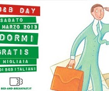 <!--:it-->B&#038;B DAY 2013 &#8211; DORMI GRATIS SABATO 2 MARZO !!!<!--:--><!--:en-->B&#038;B DAY 2013 &#8211; FREE SLEEP SATURDAY MARCH 2 !!!<!--:-->