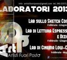 <!--:it-->LABORATORI DI TEATRO, LETTURA E CINEMA – 5-28 FEBBRAIO<!--:--><!--:en-->THEATRE, LECTURE AND CINEMA LABORATORY – FEBRUARY 5 TO 28 <!--:-->
