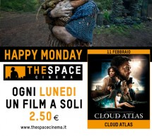 <!--:it-->HAPPY MONDAY – CLOUD ATLAS – THE SPACE CINEMA – QUARTUCCIU e SESTU – LUNEDI 11 FEBBRAIO<!--:--><!--:en-->HAPPY MONDAY – CLOUD ATLAS – THE SPACE CINEMA – QUARTUCCIU and SESTU – MONDAY FEBRUARY 11<!--:-->