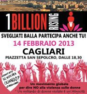 <!--:it-->ONE BILLION RISING – CAGLIARI – GIOVEDI 14 FEBBRAIO<!--:--><!--:en-->ONE BILLION RISING – CAGLIARI – THURSDAY FEBRUARY 14<!--:-->