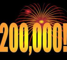 <!--:it-->200.000 VISITATORI, GRAZIE ! <!--:--><!--:en-->200.000 VISITORS, THANK YOU !<!--:-->