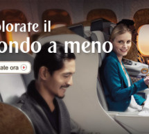 <!--:it-->EMIRATES: SCONTO 10% SULLA BUSINESS CLASS<!--:--><!--:en-->EMIRATES: DISCOUNT 10% FOR BUSINESS CLASS<!--:-->