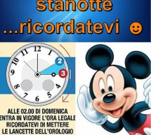 <!--:it-->STANOTTE RITORNA L'ORA LEGALE<!--:--><!--:en-->TONIGHT RETURN THE DAYLIGHT SAVING<!--:-->