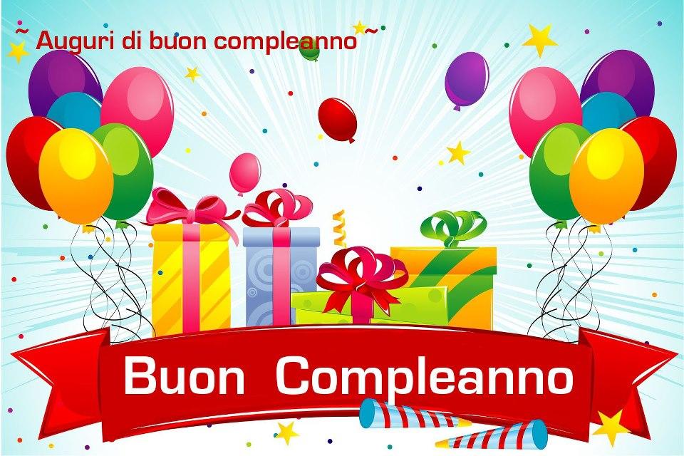 Buon Compleanno Lucio