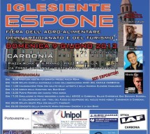 <!--:it-->IL SULCIS IGLESIENTE ESPONE – 7° EDIZIONE – CARBONIA – DOMENICA 9 GIUGNO<!--:--><!--:en-->THE SULCIS IGLESIENTE EXHIBIT – 7th EDITION – CARBONIA – SUNDAY JUNE 9<!--:-->