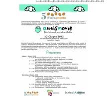 <!--:it-->AUTISMOVIE – FESTIVAL INTERNAZIONALE DI CORTOMETRAGGI SULL'AUTISMO – PARCO MONTE CLARO – CAGLIARI – 1-2 GIUGNO<!--:--><!--:en-->INTERNATIONAL FESTIVAL OF SHORT FILMS AUTISM -MONTE CLARO PARK – CAGLIARI – JUNE 1 TO 2<!--:-->