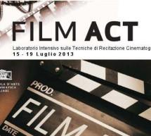 <!--:it-->FILMACT – LABORATORIO DI RECITAZIONE CINEMATOGRAFICA – CAGLIARI – 15-19 LUGLIO<!--:--><!--:en-->FILMACT – FILM ACTING WORKSHOP – CAGLIARI – JULY 15th TO 19th<!--:-->