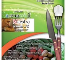 <!--:it-->A CENA CON IL MAESTRO LEZIONE N.5 – IL BIOLOGICO – RISTORANTE HIBISCUS – QUARTU S.ELENA – VENERDI 28 GIUGNO<!--:--><!--:en-->A DINNER WITH THE TEACHER – HIBISCUS RESTAURANT – QUARTU S.ELENA – FRIDAY JUNE 28th<!--:-->