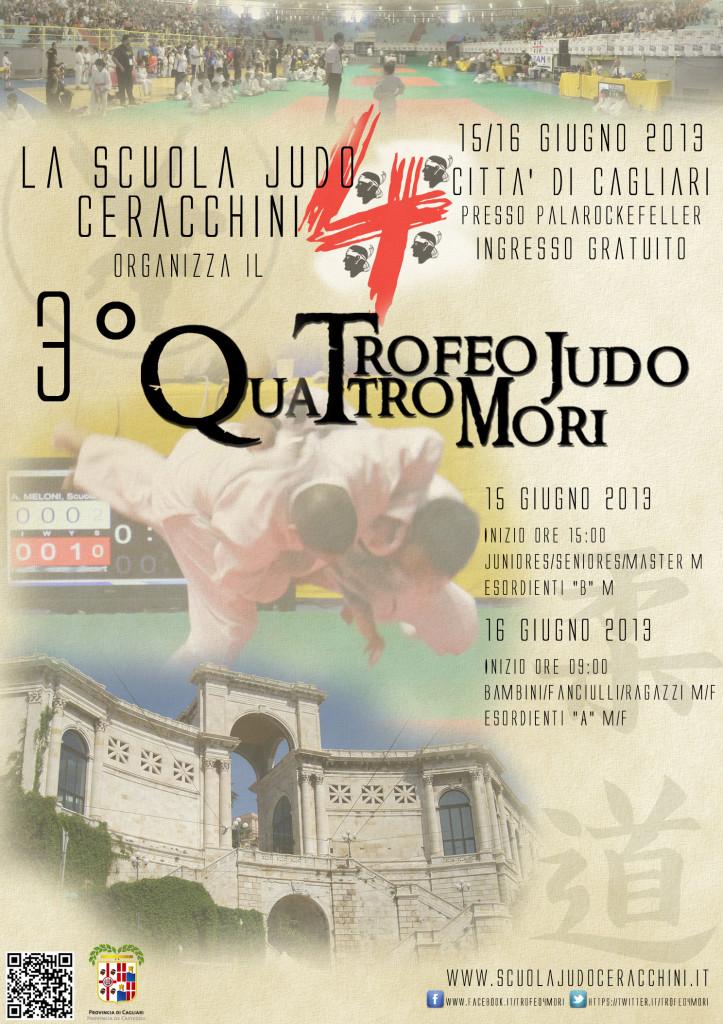 TROFEO QUATTRO MORI JUDO 2013 - PALAROCKFELLER - CAGLIARI ...