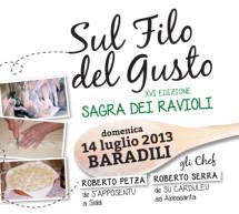 <!--:it-->SAGRA DEI RAVIOLI – BARADILI – DOMENICA 14 LUGLIO 2013<!--:--><!--:en-->RAVIOLI FESTIVAL – BARADILI – SUNDAY JULY 14th<!--:-->