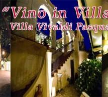 <!--:it-->VINO IN VILLA – VILLA VIVALDI PASQUA – CAGLIARI – VENERDI 14 GIUGNO<!--:--><!--:en-->WINE IN VILLA – VILLA VIVALDI PASQUA – CAGLIARI – FRIDAY JUNE 14th<!--:-->