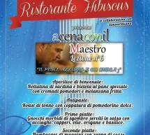 <!--:it-->A CENA CON IL MAESTRO LEZIONE N.6 – IL PESCE AZZURRO E GLI OMEGA 3 – RISTORANTE HIBISCUS – QUARTU S.ELENA – VENERDI 5 LUGLIO 2013<!--:--><!--:en-->A DINNER WITH THE TEACHER – HIBISCUS RESTAURANT – QUARTU S.ELENA – FRIDAY JULY 5th<!--:-->