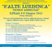 <!--:it-->DOMOS ABBELTAS – LURAS – 8-9 GIUGNO<!--:--><!--:en-->DOMOS ABBELTAS – LURAS – JUNE 8th TO 9th<!--:-->