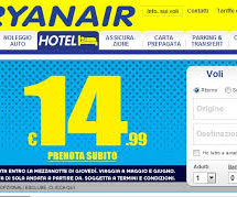 <!--:it-->VOLI RYANAIR A PARTIRE DA 14,99 € – FINO A GIOVEDI 19 SETTEMBRE 2013<!--:--><!--:en-->FLY RYANAIR FROM 14,99 € – UNTIL THURSDAY SEPTEMBER 19<!--:-->