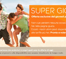 <!--:it-->IL SUPER GIOVEDI DI EASYJET – VOLI DIRETTI DA CAGLIARI PER MILANO E LONDRA A PARTIRE DA 24,33 €<!--:--><!--:en-->THE SUPER THURSDAY EASYJET – FLY TO MILAN AND LONDON FROM 24,33 €<!--:-->