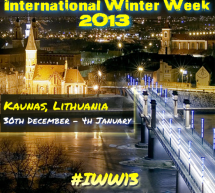 <!--:it-->CAPODANNO 2014 A KAUNAS (LITUANIA) CON INTERNATIONAL WINTER WEEK<!--:--><!--:en-->NEW YEAR 2014 IN KAUNAS (LITHUANIA) WITH INTERNATIONAL WINTER WEEK<!--:-->