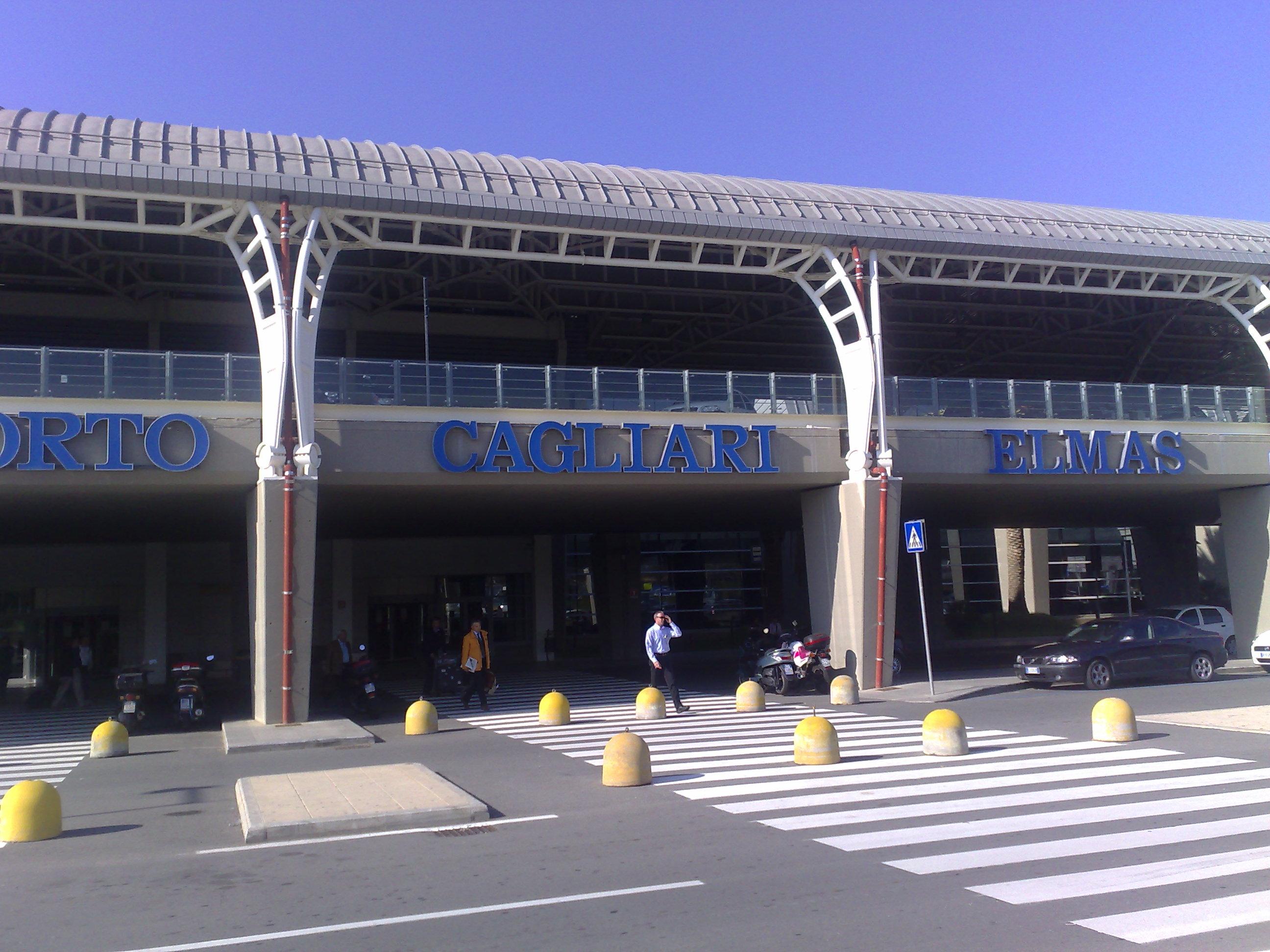 Aeroporto Cagliari : L aeroporto di cagliari elmas e uno degli aeroporti