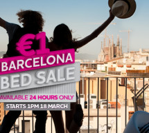 <!--:it-->PRENOTA LA TUA CAMERA A BARCELLONA A 1 € – SOLO DAL 18 AL 19 MARZO 2014<!--:--><!--:en-->BOOK YOUR BEDS IN BARCELONA FROM 1 € – MARCH 18 TO 19,2014<!--:-->
