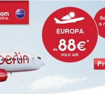 <!--:it-->VOLA A BERLINO E VIENNA CON AIRBERLIN A PARTIRE DA 88 € ANDATA E RITORNO<!--:--><!--:en-->FLY TO BERLIN AND WIEN WITH AIRBERLIN FROM 88 € ROUND WAY<!--:-->