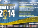 FINAL EIGHT 2014 – ITALY CUP FOOTBALL WITH 5 – SESTU and QUARTU S.ELENA – MARCH 7-8-9,2014