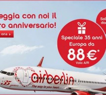 <!--:it-->SPECIALE ANNIVERSARIO AIR BERLIN – VOLI A 88 € – FINO A DOMENICA 4 MAGGIO 2014<!--:--><!--:en-->SPECIAL ANNIVERSARY AIR BERLIN – FLY FROM 88 € – EXPIRE SUNDAY MAY 4,2014<!--:-->