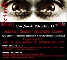<!--:it-->X4mART – TEATRO ALIDOS -QUARTU S.ELENA – 2-3-4 MAGGIO 2014<!--:--><!--:en-->X4mART – ALIDOS THEATRE – QUARTU S.ELENA – MAY 2-3-4,2014<!--:-->