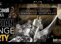RUSSIAN LOUNGE PARTY – TERRAZZA LUIS FRANCIACORTA – SATURDAY JULY 26,2014