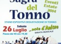 TUNA FESTIVAL – STINTINO – SATURDAY JULY 26,2014