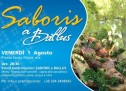 SABORIS IN BALLUS – UTA- FRIDAY AUGUST 1,2014