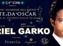 SPECIAL GUEST GABRIEL GARKO – ALMA BEACH STUDIOS – QUARTU S.ELENA – DOMENICA 31 AGOSTO 2014