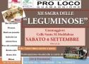 XII EDITION LEGUME FESTIVAL – GUAMAGGIORE – SATURDAY SEPTEMBER 6,2014