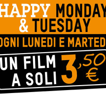 <!--:it-->HAPPY MONDAY & TUESDAY – THE SPACE CINEMA – QUARTUCCIU E SESTU – 15-16 SETTEMBRE 2014<!--:--><!--:en-->HAPPY MONDAY & TUESDAY – THE SPACE CINEMA – QUARTUCCIU and SESTU -SEPT 15 TO 16,2014<!--:-->