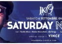 SATURDAY NIGHT – JKO BEACH – CAGLIARI -SABATO 6 SETTEMBRE 2014