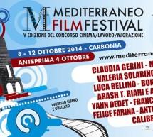 <!--:it-->5° EDIZIONE MEDITERRANEO FILM FESTIVAL – CARBONIA – 8-12 OTTOBRE 2014<!--:--><!--:en-->5th EDITION MEDITERRANEO FILM FESTIVAL – CARBONIA – OCTOBER 8 TO 12,2014<!--:-->