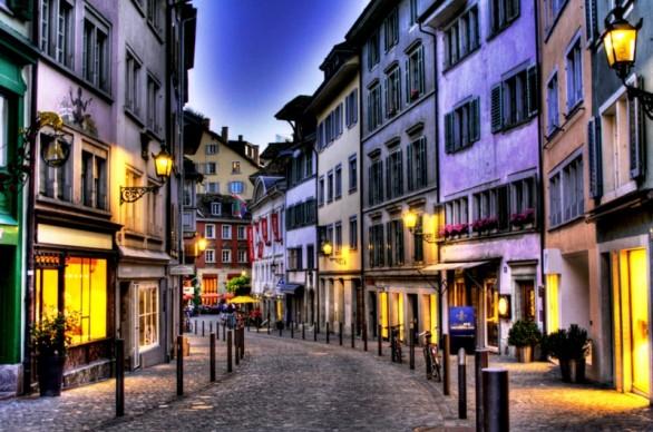 Il Mercatino Di Natale Di Zurigo